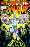 Cover for The Infinity War (Marvel, 1992 series) #5 [Newsstand]