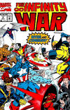 Cover for The Infinity War (Marvel, 1992 series) #2 [Newsstand]
