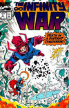 Cover for The Infinity War (Marvel, 1992 series) #3 [Newsstand]