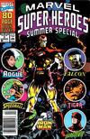 Cover for Marvel Super-Heroes (Marvel, 1990 series) #2 [Newsstand]