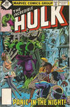 Cover for The Incredible Hulk (Marvel, 1968 series) #231 [Whitman]