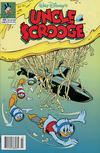 Cover Thumbnail for Walt Disney's Uncle Scrooge (1990 series) #256 [Newsstand]