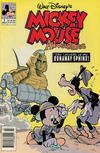 Cover for Walt Disney's Mickey Mouse Adventures (Disney, 1990 series) #2 [Newsstand]