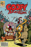 Cover for Goofy Adventures (Disney, 1990 series) #3 [Newsstand]