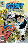 Cover for Goofy Adventures (Disney, 1990 series) #4 [Newsstand]