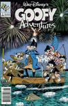 Cover for Goofy Adventures (Disney, 1990 series) #8 [Newsstand]