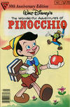 Cover Thumbnail for Walt Disney's Pinocchio Special (1990 series) #1 [Newsstand]