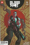 Cover Thumbnail for Bloodshot Reborn (2015 series) #18 [Cover D - Brian Level]