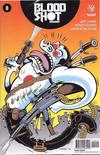 Cover Thumbnail for Bloodshot Reborn (2015 series) #0 [Cover E - Peter Bagge]