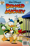 Cover for Walt Disney's Donald and Mickey (Gladstone, 1993 series) #23 [Newsstand]