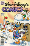 Cover Thumbnail for Walt Disney's Comics and Stories (1993 series) #596 [Newsstand]