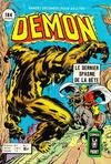 Cover for Démon (Arédit-Artima, 1976 series) #2