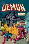 Cover for Démon (Arédit-Artima, 1976 series) #12