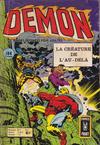 Cover for Démon (Arédit-Artima, 1976 series) #1