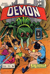 Cover for Démon (Arédit-Artima, 1976 series) #9