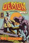 Cover for Démon (Arédit-Artima, 1976 series) #15
