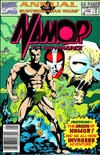 Cover for Namor, the Sub-Mariner Annual (Marvel, 1991 series) #1 [Newsstand Edition]