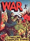 Cover for War (L. Miller & Son, 1961 series) #8