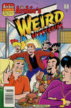 Cover for Archie's Weird Mysteries (Archie, 2000 series) #5 [Newsstand]