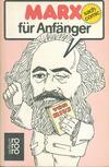 Cover Thumbnail for Sach-Comic (1979 series) #7531 - Marx für Anfänger [3. Auflage]