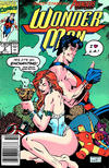 Cover for Wonder Man (Marvel, 1991 series) #2 [Newsstand]
