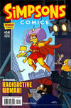 Cover for Simpsons Comics (Bongo, 1993 series) #241