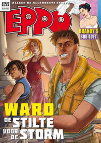 Cover Thumbnail for Eppo Stripblad (Don Lawrence Collection, 2009 series) #7/2017