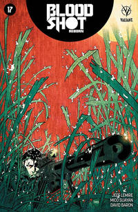 Cover Thumbnail for Bloodshot Reborn (Valiant Entertainment, 2015 series) #17 [Cover C - Timothy Green]