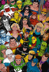 Cover Thumbnail for Justice League International Omnibus (DC, 2017 series) #1