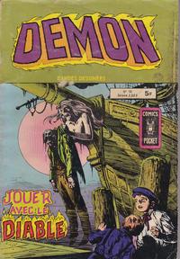 Cover Thumbnail for Démon (Arédit-Artima, 1976 series) #16