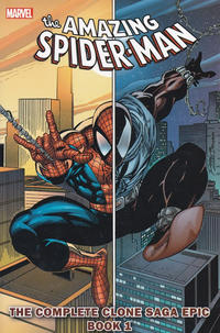 Cover Thumbnail for Spider-Man: The Complete Clone Saga Epic (Marvel, 2010 series) #1