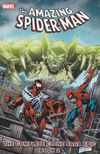 Cover Thumbnail for Spider-Man: The Complete Clone Saga Epic (Marvel, 2010 series) #2