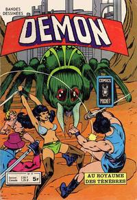 Cover Thumbnail for Démon (Arédit-Artima, 1976 series) #9
