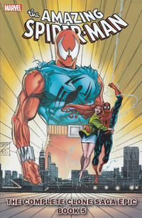 Cover Thumbnail for Spider-Man: The Complete Clone Saga Epic (Marvel, 2010 series) #5