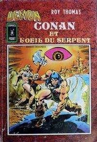 Cover Thumbnail for Démon (Arédit-Artima, 1976 series) #17