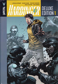 Cover Thumbnail for Harbinger Deluxe Edition (Valiant Entertainment, 2013 series) #1
