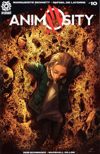 Cover Thumbnail for Animosity (AfterShock, 2016 series) #10