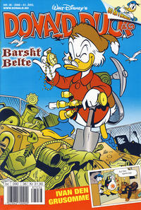 Cover Thumbnail for Donald Duck & Co (Hjemmet / Egmont, 1948 series) #36/2008