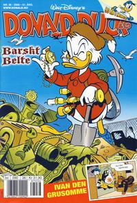 Cover Thumbnail for Donald Duck & Co (Hjemmet / Egmont, 1948 series) #36/2008
