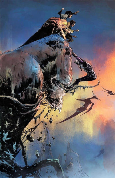 Cover for Kong on the Planet of the Apes (Boom! Studios, 2017 series) #1 [Cover D Jae Lee & June Chung]