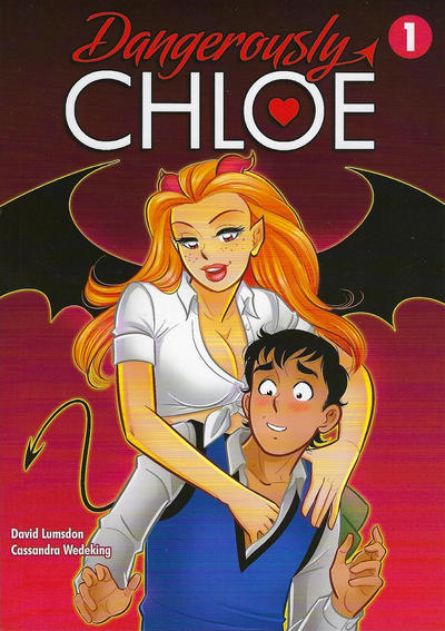 Cover for Dangerously Chloe (Pixie Trix Comix, 2015 series) #1
