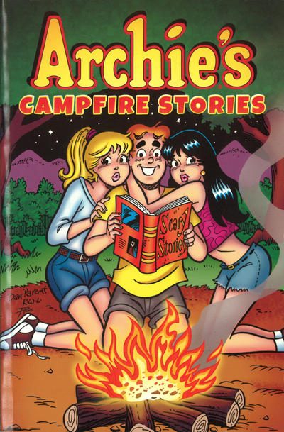 Cover for Archie & Friends All Stars (Archie, 2009 series) #25 - Archie's Campfire Stories