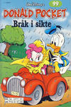Cover Thumbnail for Donald Pocket (1968 series) #99 - Bråk i sikte [2. utgave bc 277 91]