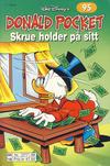 Cover Thumbnail for Donald Pocket (1968 series) #95 - Skrue holder på sitt [2. utgave bc 277 89]