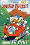 Cover Thumbnail for Donald Pocket (1968 series) #93 - Til fjells [2. utgave bc 277 91]