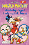 Cover Thumbnail for Donald Pocket (1968 series) #89 - Andeby-laget i olympisk form [2. utgave bc 277 94]