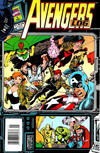 Cover Thumbnail for Avengers Log (1994 series) #1 [Newsstand]