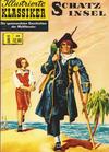 Cover for Illustrierte Klassiker [Classics Illustrated] (Norbert Hethke Verlag, 1991 series) #8 - Schatzinsel