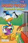 Cover Thumbnail for Donald Pocket (1968 series) #112 - Apestreker [2. utgave bc 239 03]