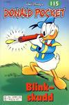 Cover Thumbnail for Donald Pocket (1968 series) #115 - Blinkskudd [2. utgave bc 239 03]